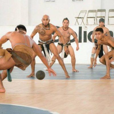 Preparan el 'Hunahpú-Xbalanqué', evento de juego de pelota mesoamericano en Playa del Carmen