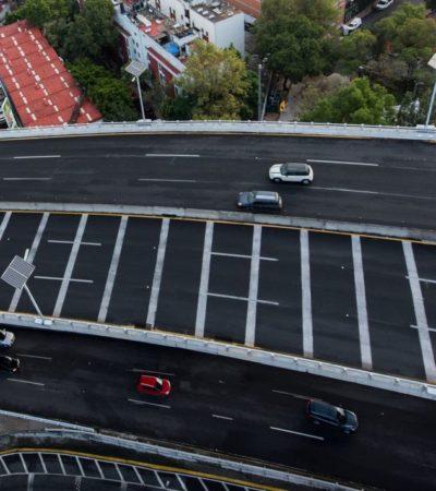 Alistan en Yucatán un segundo piso como en el Periférico de la CDMX; estará en Puerto Progreso