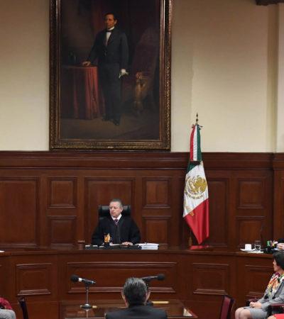 Halla Corte vicios en ley de salarios; fue aprobada con violaciones que ameritan su invalidez total