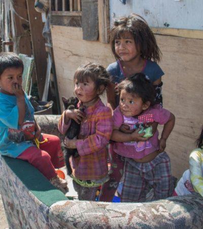 En México quien nace pobre lo será toda su vida; género, color de piel y región de origen, condicionantes de movilidad