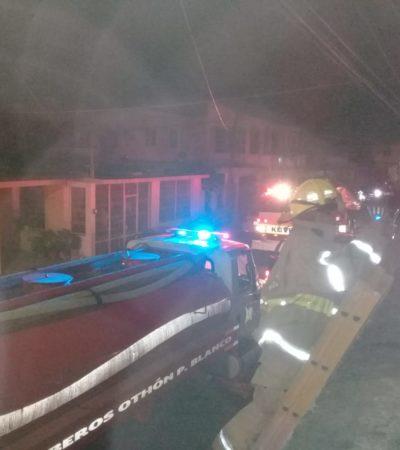 Pasan de la quema de carros a locales en Chetumal