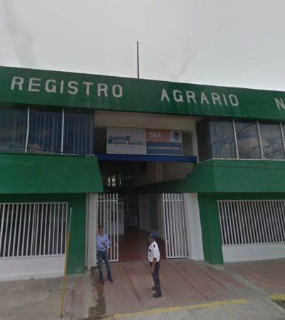 Empleados del Registro Agrario Nacional y la Secretaría de Economía denuncian presión para hacerlos renunciar, bajo la justificación de implementar la 'austeridad republicana'
