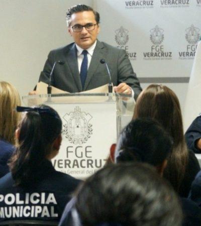 Ofrece Fiscalía de Veracruz un millón de pesos de recompensa por cada uno de los asesinos de Coatepec