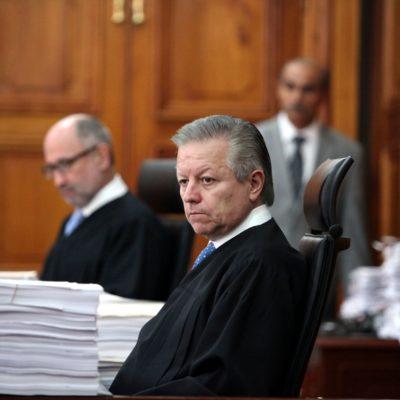 Perfila Corte aval a Ley de salario; impugnaciones ya no corresponden a la nueva versión