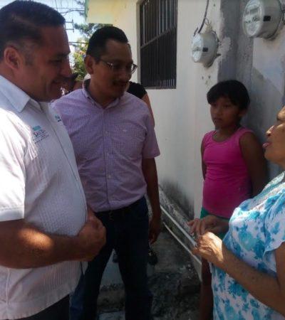 """Ismael Sauceda pide a Laura Beristain sacar las manos el proceso electoral y que """"no se meta"""" con los abuelitos"""