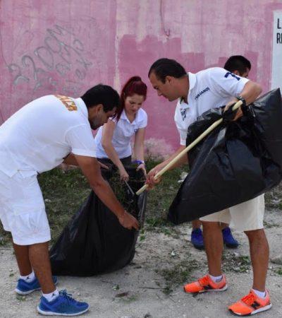 Áreas recreativas para jóvenes prioridad para Carlos Orvañanos