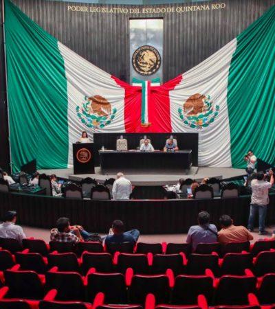 Avala Congreso de Quintana Roo reforma constitucional en materia educativa