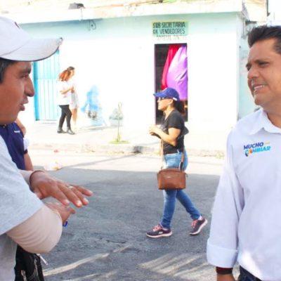 Al llegar al Congreso Eduardo Pacho bajará tarifas de agua potable, asegura
