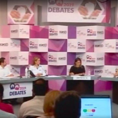 EN VIVO | DEBATE POR LA DIPUTACIÓN DEL DISTRITO 10: Candidatos exponen y discuten propuestas para Playa del Carmen