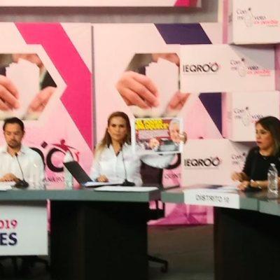 DEBATE DISTRITO 10 | CANDIDATOS SE DAN HASTA CON LA CUBETA: Intercambian acusaciones de corrupción, ineficiencia y falta de transparencia