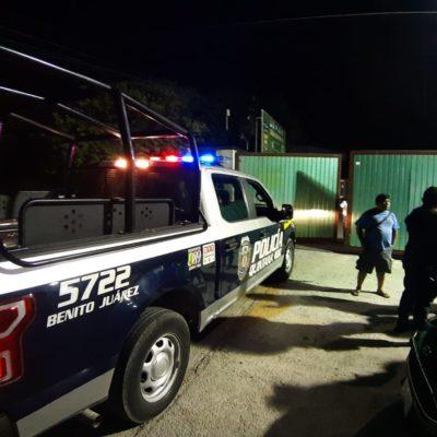 Intentan presunto secuestro de una niña de 3 años en la Región 100 de Cancún; taxista involucrado y protegido por el sindicato, denuncian