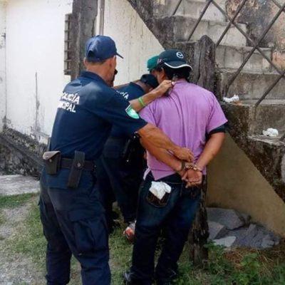 Detienen a hampones que retenían a una madre y a su hija en Pichucalco