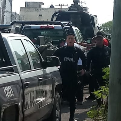 Detienen a presuntos secuestradores en Chetumal