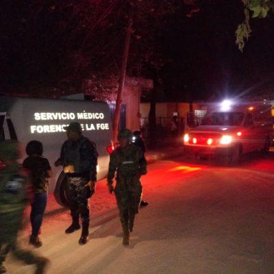 Hombre se suicida en Chetumal