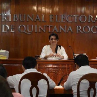 Previo a la jornada electoral, Teqroo emite amonestaciones públicas contra candidatos por violar normas electorales
