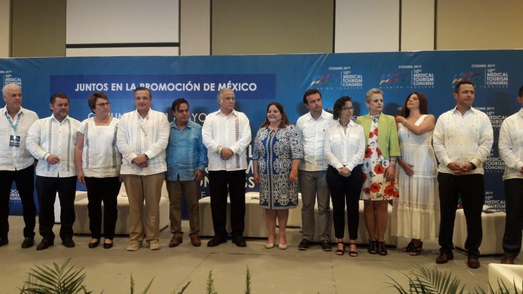 """""""La estrategia turística de México es captar más divisas"""", asegura Miguel Torruco en Cozumel"""