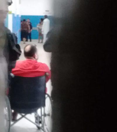 Trasladan a 'El Sincler' a la cárcel de Cancún