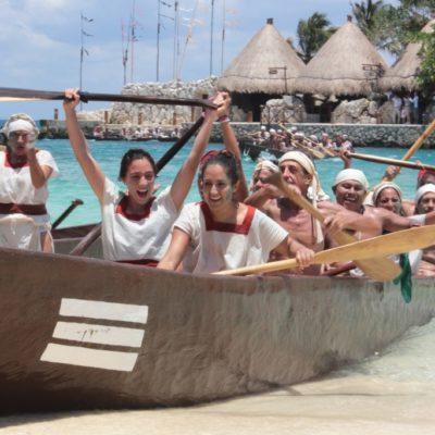 La 'Travesía Sagrada Maya', o la recreación de una invención del Grupo Xcaret | Por Gilberto Avilez Tax