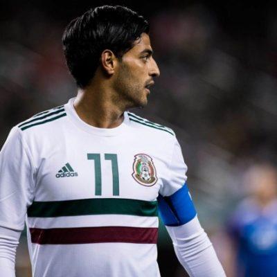 Carlos Vela le da la espalda al Tri para la Copa Oro