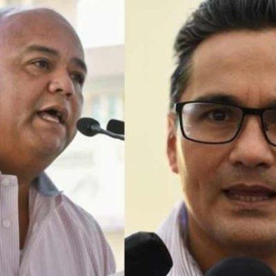 Acusa secretario de gobierno al fiscal general de Veracruz de formar parte del 'crimen organizado'