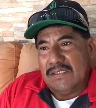 Denuncia empanadero 'levantón' en el campo de Payo Obispo para exigirle 'derecho de piso'