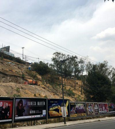 'SE LE EXTRAÑA SEÑOR PRESIDENTE': Regaló Peña Nieto terrenazo dos días antes de entregar el poder