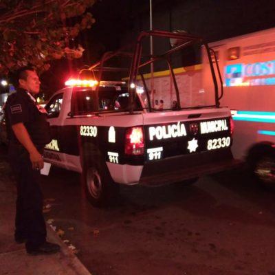 Intentan ejecutar a un menor en la colonia Colosio de Playa del Carmen