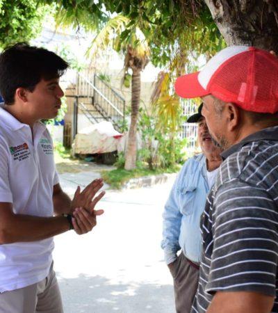 Vigilará Gustavo Miranda desde el Congreso que se cumpla con derechos de trabajadores de Quintana Roo
