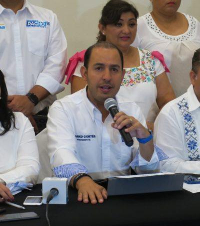 """""""MÁS QUE PEDIR PERDÓN, DEBE CORREGIR POLÍTICA ECONÓMICA Y DE SEGURIDAD"""": Dice Marko Cortés que si AMLO quiere lograr el crecimiento económico prometido debe hacer correcciones"""