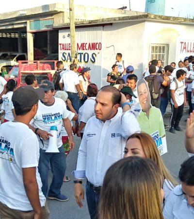 Reconoce dirigente del PAN que perderán por lo menos 7 diputaciones en Quintana Roo