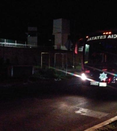 Llegan al Cereso de Chetumal 75 internos que se encontraban en la cárcel municipal de Felipe Carrillo Puerto