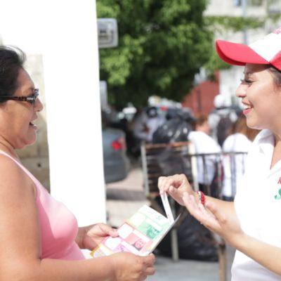 Renata Ríos le apuesta al cuidado del medio ambiente