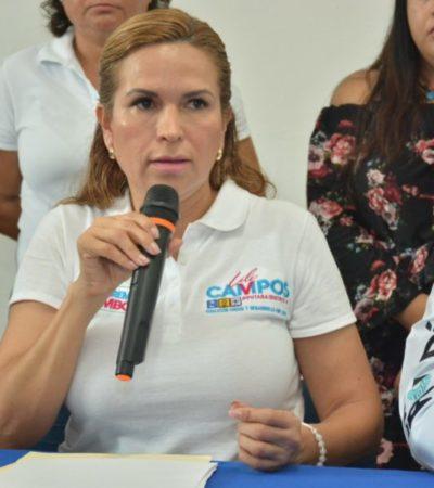 """""""CONOCEMOS PERFECTAMENTE EL ORIGEN DE ESTAS AGRESIONES"""": Lili Campos señala a Laura Beristain de ser parte de la 'guerra sucia' en su contra"""