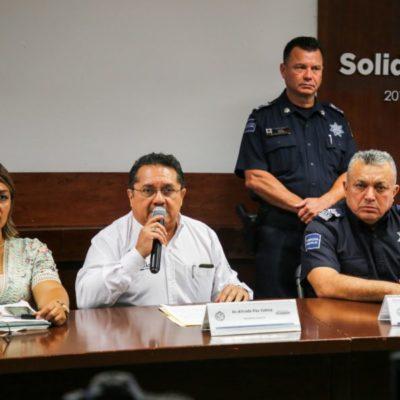 Ante ausencia de Laura Beristain, integrantes del gabinete de Solidaridad condenan el ataque contra bar en la Constituyentes