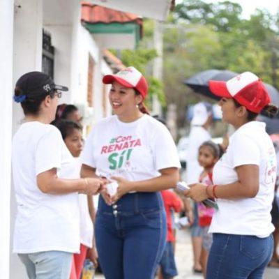 Plantea Renata Ríos soluciones eficientes al problema de la basura
