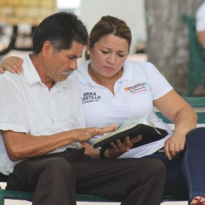 Anuncia Érika Castillo que está lista para participar en el debate contra sus oponentes, el próximo 23 de mayo