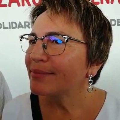 """""""SANTA PAZ POR EL MUNICIPIO"""": Asegura Laura Beristain que se respira estabilidad política en el municipio porque trabajan coordinados para restablecer la seguridad"""