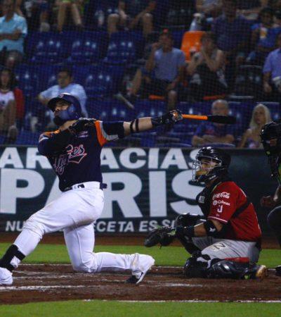 TOROS EMPATA SERIE A TIGRES:James Russell lanzó seis entradas dos tercios sin daño, llevando a Tijuana a imponerse por pizarra de 4-0 sobre Quintana Roo