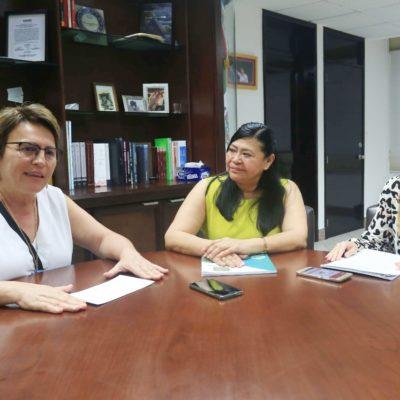 Quiere Playa del Carmen sumarse al programa de la ONU 'Ciudades y espacios públicos seguros para mujeres y niñas'