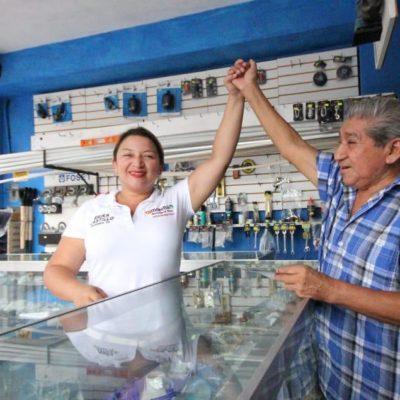 """""""GANARON LAS PROPUESTAS"""": Se proclama Erika Castillo triunfadora del debate entre candidatos del Distrito 6"""