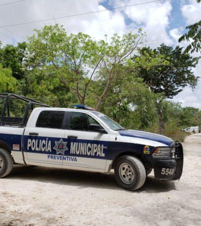 ACTUALIZACIÓN | APARECE BARBERO 'LEVANTADO' EN LA SM 220: Encuentran cuerpo descuartizado en un camino de terracería de la colonia El Pedregal de Cancún