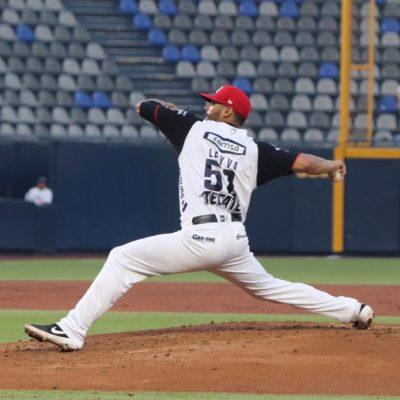 LOS CAMPEONES LLEGAN A LA GUARIDA: Las series interzonas de la primera vuelta concluyen este fin de semana y en el caso de los Tigres de Quintana Roo lo harán ante los Sultanes de Monterrey