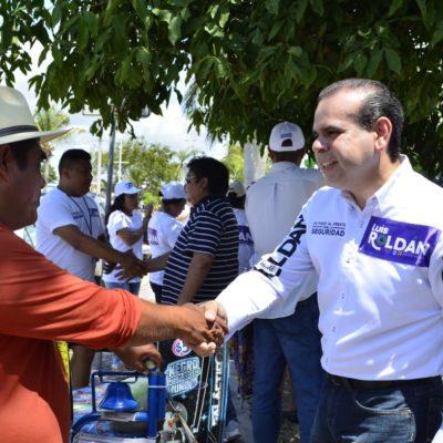 """Pide Luis Roldán examen antidoping a candidatos y gobernantes electos; """"la seguridad de nuestras familias es lo más importante"""", dice"""