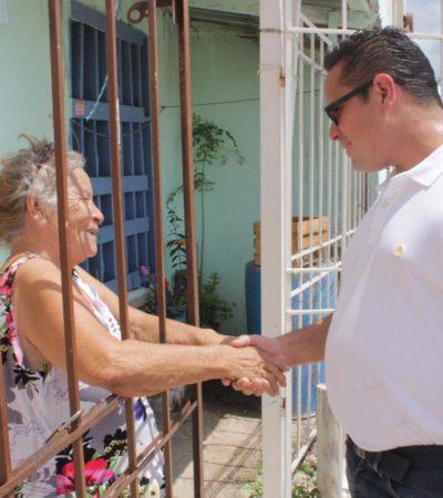 """""""Hay una desatención al ciudadano en general"""", balance de 'Chacho' a unos días de concluir las campañas"""