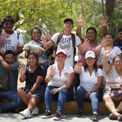 Renata Ríos dice que desde el Congreso buscará generar cambios que realmente sirvan a su comunidad
