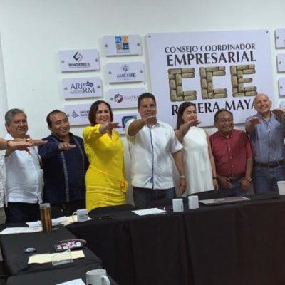Nombran a Lenin Amaro Betancourt, presidente del Consejo Coordinador Empresarial de la Riviera Maya