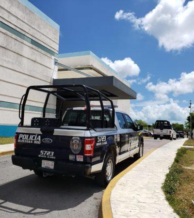 SEGUIMIENTO | FUERTE SEGURIDAD EN TORNO A 'EL SINCLER': Tras balacera en la Región 92, confirman que sicario abatido portaba arma de grueso calibre usada en ataque a la Vicefiscalía  de Cancún en 2017