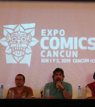 Esperan más de 5 mil asistentes en la Expo Comics Cancún 2019