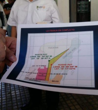 Afina Yucatán defensa de su territorio ante modificación de límites emprendida por Quintana Roo