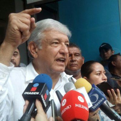 Rompeolas: ¿Y la inversión de AMLO en Playa del Carmen?